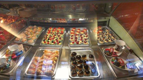 Gelateria Caffetteria Quadrifoglio: pastine