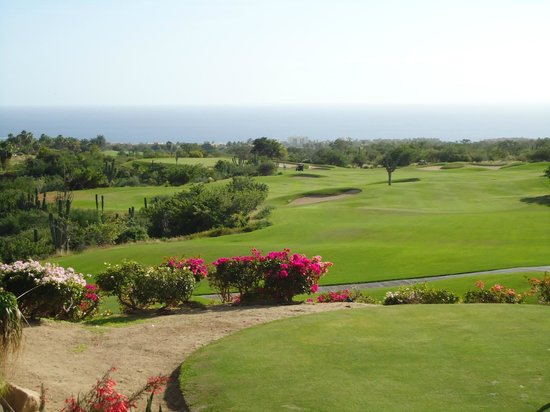 Cabo Real Golf Course: View of the Sea