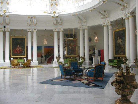 Hotel Negresco: The stunning hall