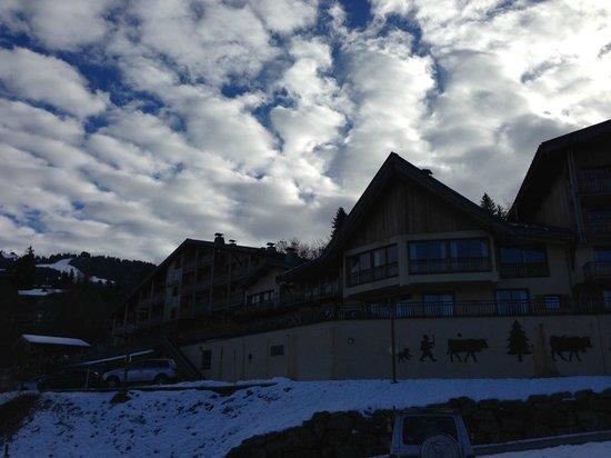 Hotel L'Arboisie: hotel