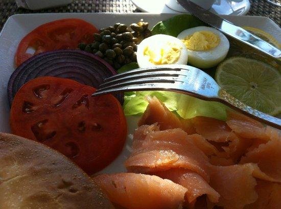Cheeca Lodge & Spa: desayuno