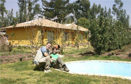 Cusco Native Day Tours & Treks: CABAÑAS ACOGEDORAS PARA LOS VISITANTES