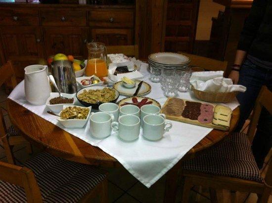 La Cuineta de Cal Triuet : Esmorzar
