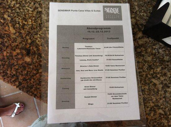 Hotel Riu Palace Bavaro: activiteiten in Sensimar