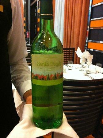 Hotel Riu Palace Bavaro: vraag naar Santo Tomas wijn
