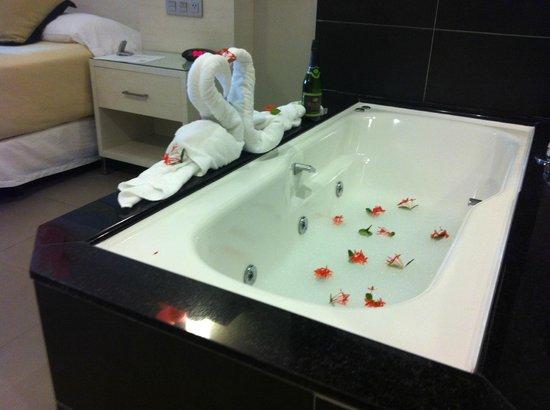 Hotel Riu Palace Bavaro: bad