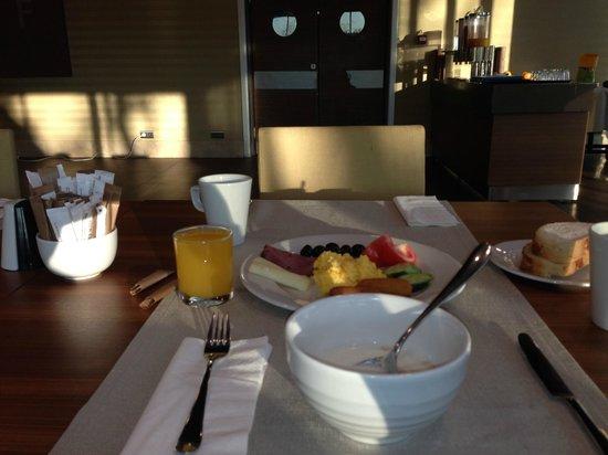 Cevahir Hotel Istanbul Asia: Breakfast