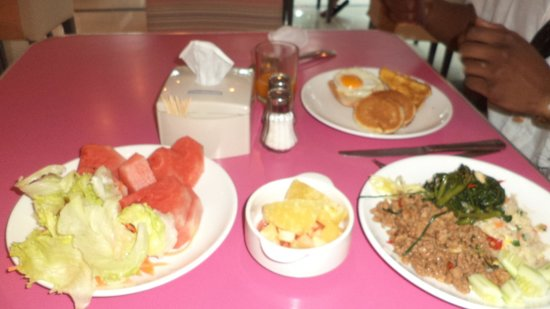 Best Bella Pattaya: Breakfast was nice