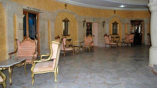 Ksar Djerba: Hall