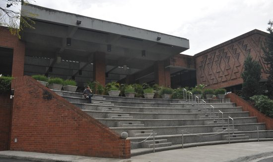 Museo Popol Vuh: Front