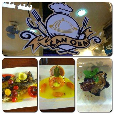 Can Oba Restaurant: Lezzet şöleni