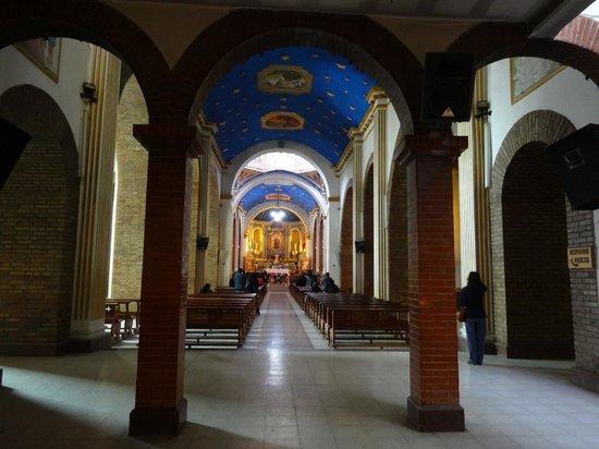 Sanctuary of El Socavon: Iglesia