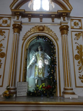 Sanctuary of El Socavon: Arcangel Miguel