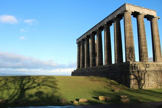 The National Monument @ Calton Hill