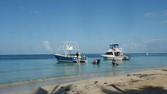 Henry Morgan Resort: plage