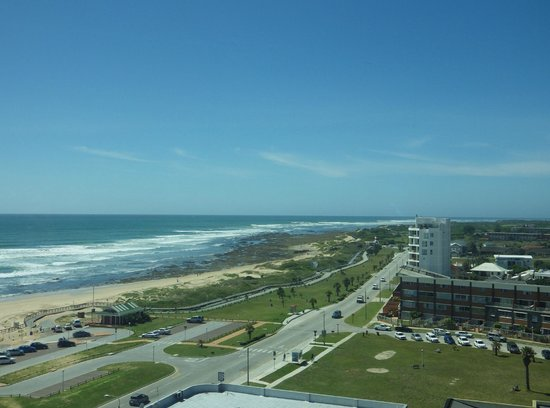 Radisson Blu Hotel, Port Elizabeth: View from room