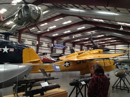 Pima Air & Space Museum : Countless planes