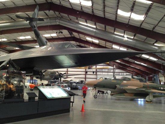 Pima Air & Space Museum : More planes