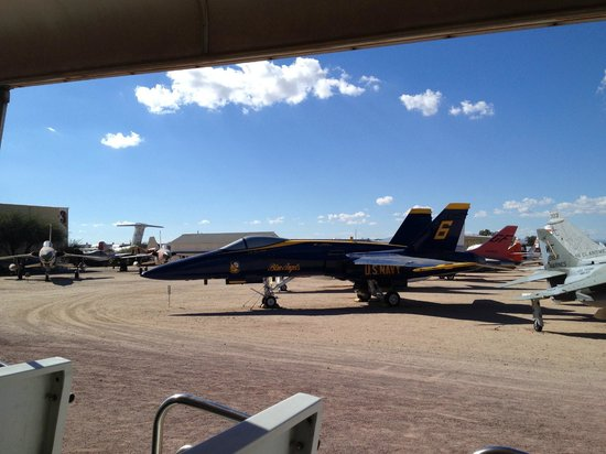 Pima Air & Space Museum : Even more planes