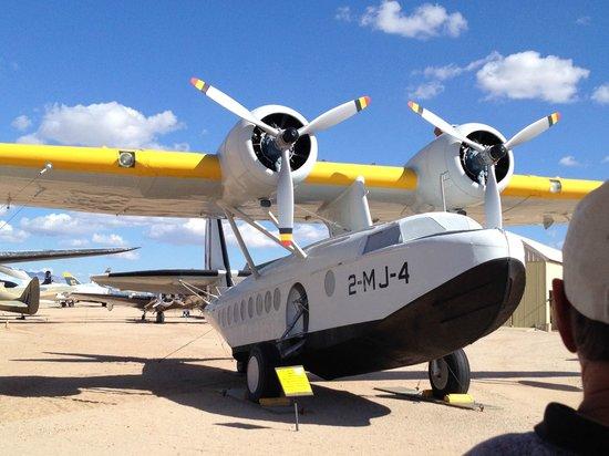 Pima Air & Space Museum : Planes