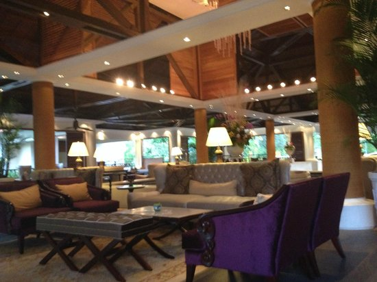 The Laguna, a Luxury Collection Resort & Spa : Reception