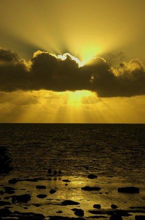 Long Key State Recreation Area: Sunset