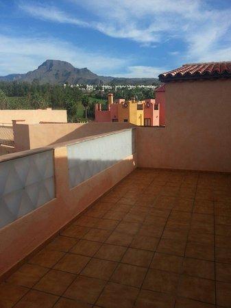 Apartments Villa Mandi: Balcony 2