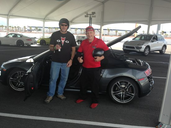 Exotics Racing: Audi R8 with Instructor Dave