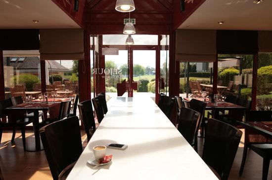Kyriad Deauville - Saint Arnoult : restaurant