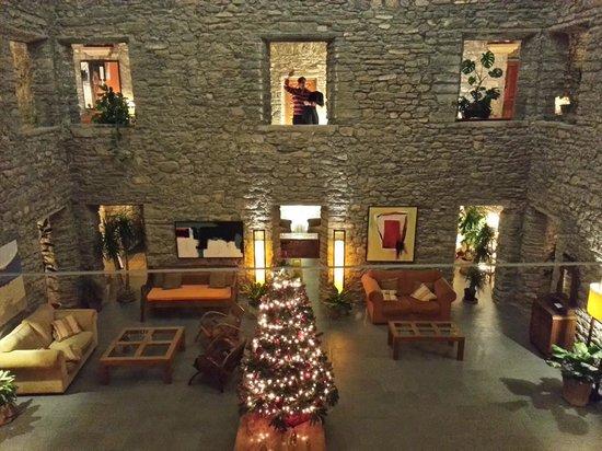Barcelo Monasterio de Boltana : Claustro interior