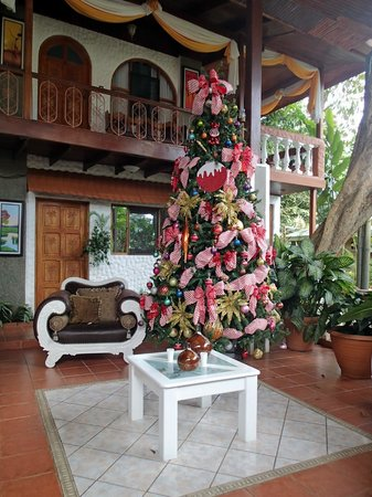 Hotel Villabosque: Christmas at Villabosque