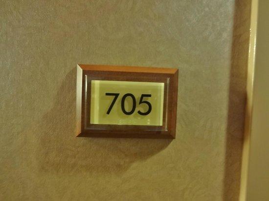 High Peaks Resort : Our room