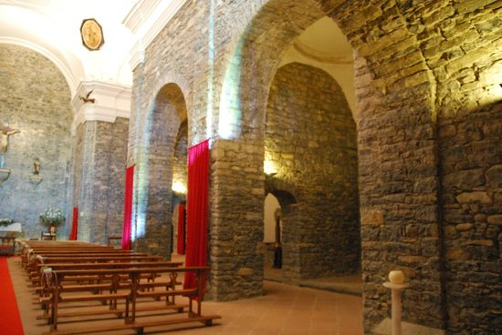 Barcelo Monasterio de Boltana: Capilla del monasterio