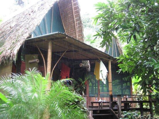Finca Exotica Ecolodge: nuestra casa