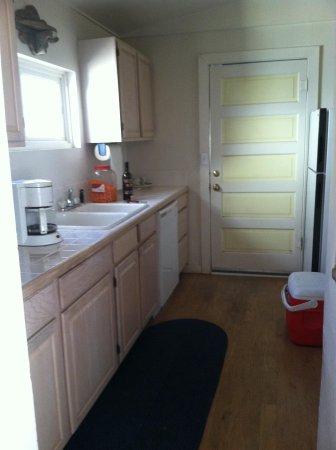 San Patricio, نيو مكسيكو: Kitchen