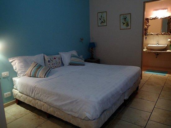 Tacacori EcoLodge: Our room (Pajaros)