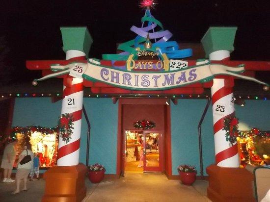 Disney Springs: Loja temática e muito divertida