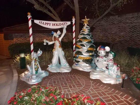 Disney Springs: Espaço criado próximo à loja Days of Christmas