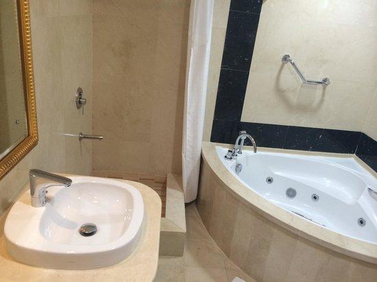 Holiday Inn Bur Dubai - Embassy District: Jacuzzi