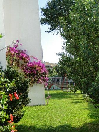Leo Apartments: Garden