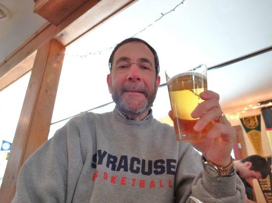Lake Placid Pub & Brewery: Cheers