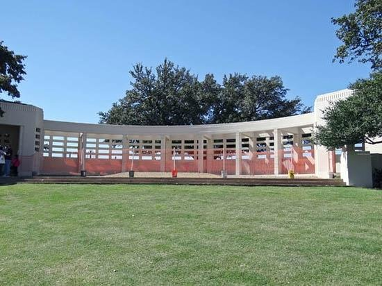 The Sixth Floor Museum at Dealey Plaza: a monument at Dealy Plaza