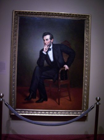 National Portrait Gallery : President Lincoln