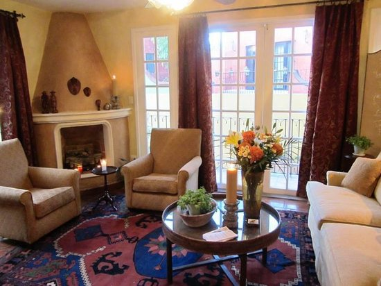 LifePath Center : The living room, downstairs