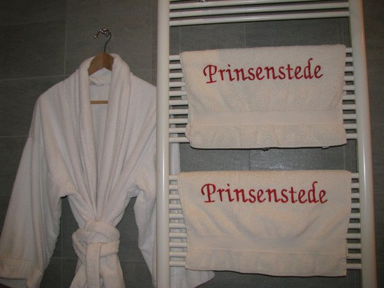 Prinsenstede Lodging Amsterdam: Bathroom