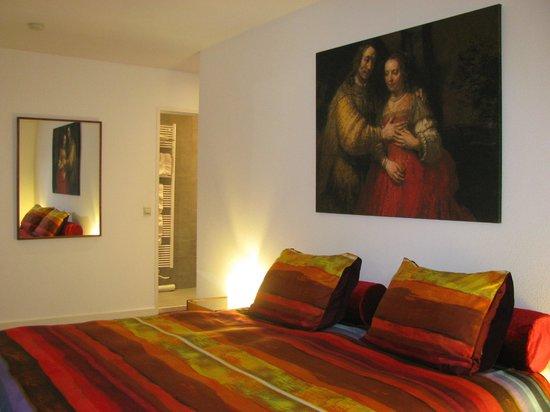 Prinsenstede Lodging Amsterdam: Room