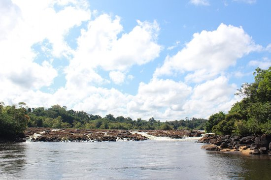 Foundation for Nature Preservation (Stinasu): Mother Falls