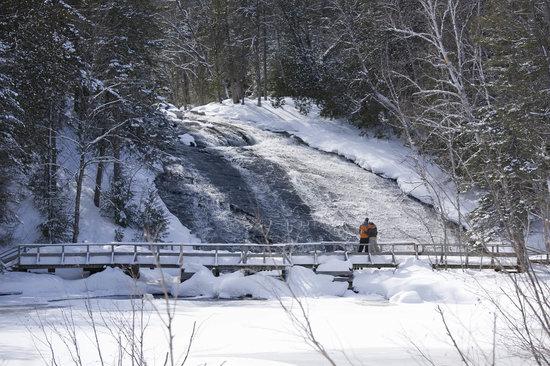 Ferme-Neuve, Canada : Les Chutes Windigo