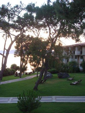 Liberty Hotels Lykia: Восхитительный закат каждый день
