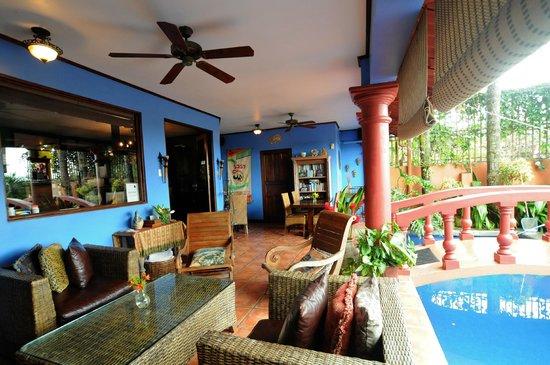 Casa Bella Rita Boutique Bed & Breakfast : Terrace